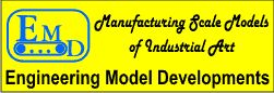 Engineering Model Developments - Manufacturing Scale Models of Industrial Art